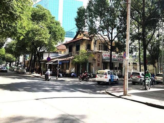 Khu đất số số 33 Nguyễn Du và số 34-36-42 Chu Mạnh Trinh.