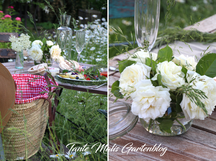 Tablesetting summer