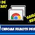 Tutoriais.: O Chrome Remote Desktop parou de conectar? Saiba como resolver!