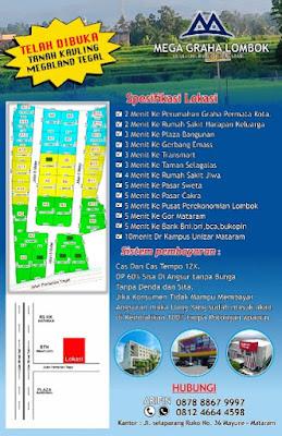 Megaland Tegal Mataram