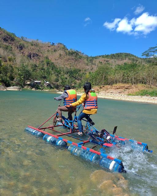Wisata Imogiri Bantul Jogja: Harga Tiket Masuk Selopamioro Adventure Park Bantul
