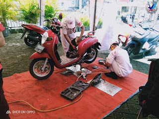 Sun East Mall Genteng Event PCX160
