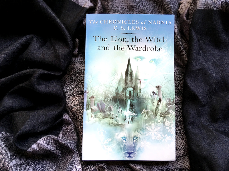 The Lion, the Witch, and the Wardrobe by C.S. Lewis Paperback | Lydia Sanders #TwistyMustacheReviews