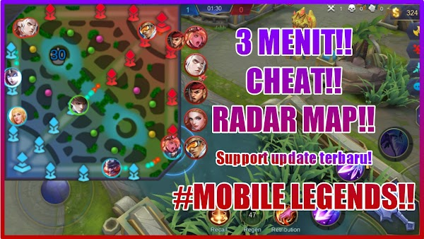 Cara Pasang Script Radar Map Mode Mobile Legends Terbaru