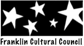 the current logo for the Franklin Cultural Council
