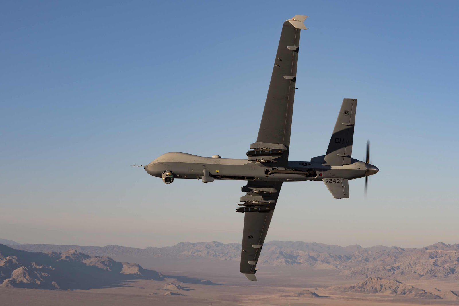 The Air Force Is Looking For A Successor To Its MQ-9 Reaper Drone