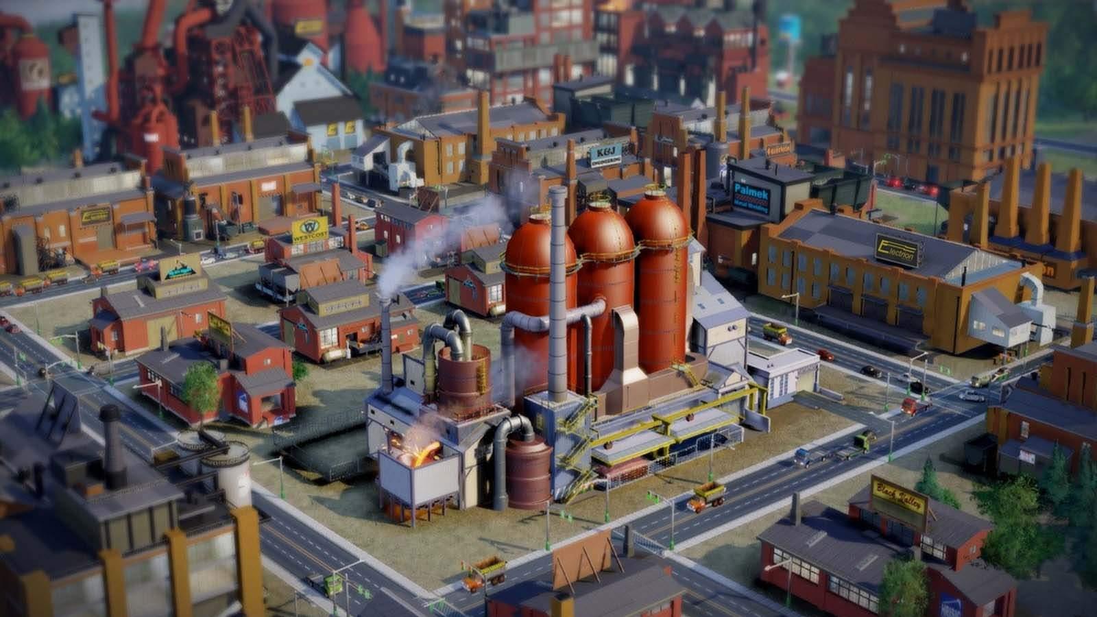 تحميل لعبة SimCity مضغوطة كاملة بروابط مباشرة مجانا