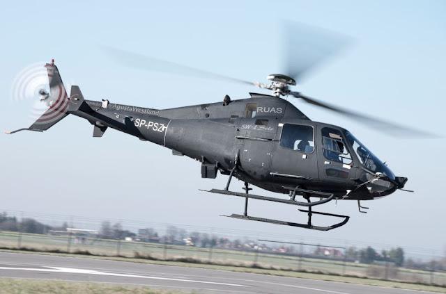 AgustasWestland SW-4 Solo RUAS