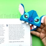 stitch craft for kids