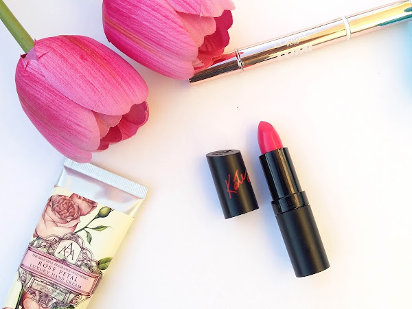 Rimmel Kate Moss Lipstick 36 - favourite lipstick at the moment