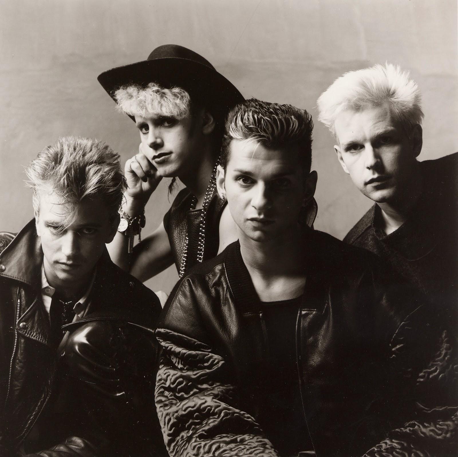 var kan jag köpa designer mode bra erbjudanden 2017 La Música del Mundo: Depeche Mode ~ Greatest Hits (2015)