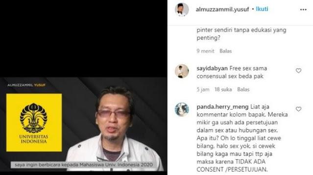 Materi Ospek UI Dinilai Dukung S*ks Bebas, PKS Melayangkan Protes