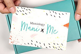 Maniology 10% off code - WISH10