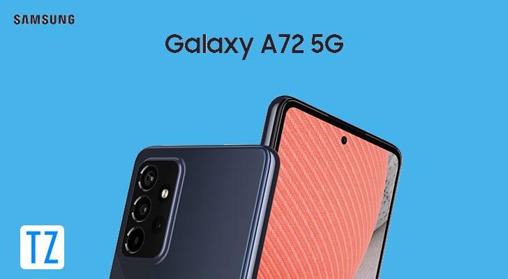 Samsung Galaxy A72 Price in Pakistan & Specs