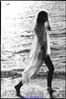 Sexy Model Sofiia Chuprikova Davide de Dea