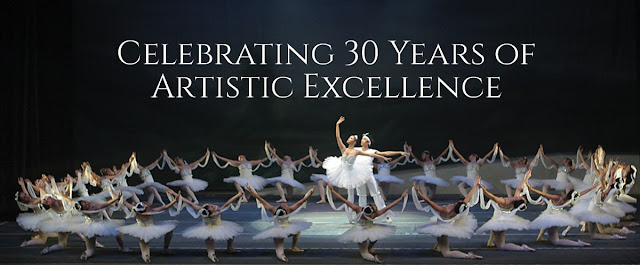 Halili- Cruz School of Ballet Celebrating 30 Years of Artistic Excellence