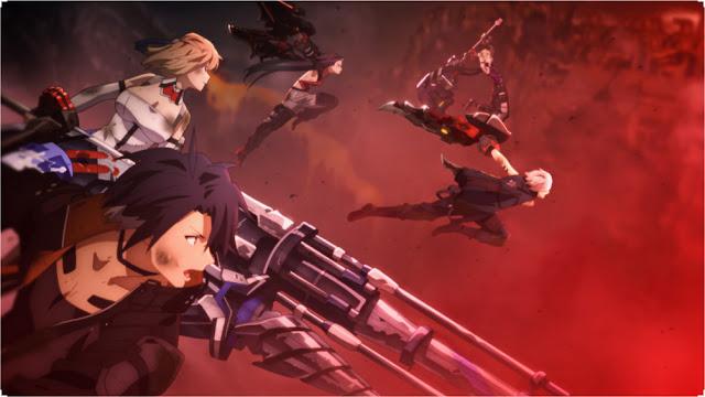 God Eater 3 (Switch) recebe trailer de lançamento