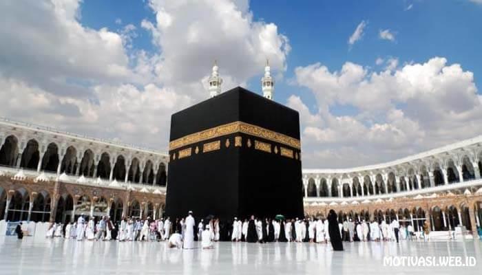 Kisah Mabrur Sebelum Haji