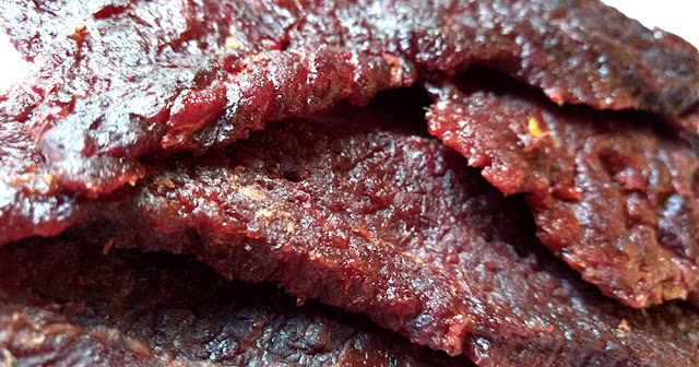 whiskey bbq beef jerky