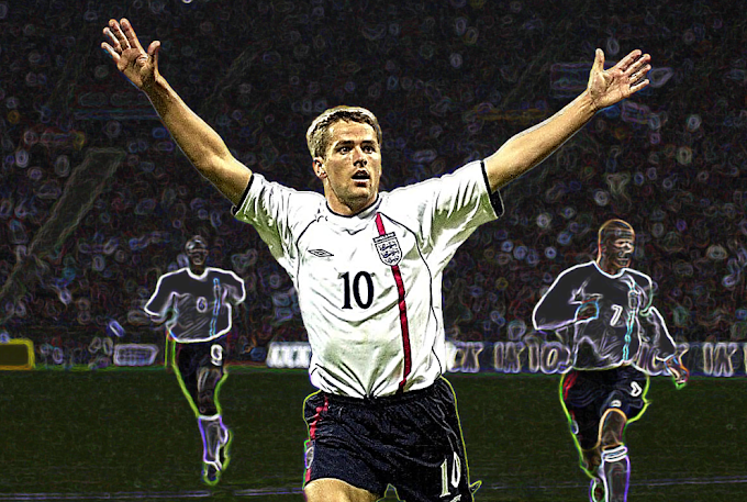 Michael Owen | Hero to Zero | Fall of the Legend