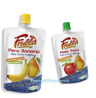 Logo Concorso Fruit-Man : vinci gratis pack frutta frullata Frullà