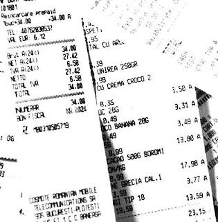 bon fiscal castigator loterie octombrie noiembrie decembrie
