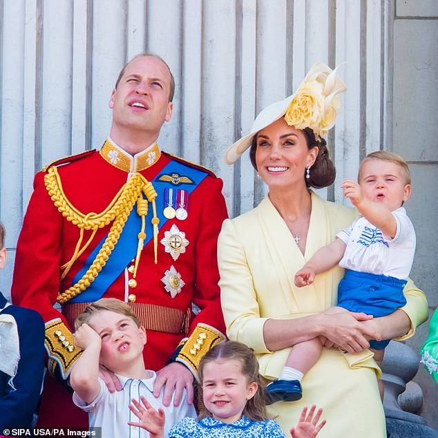 30 of Prince Louis's Sweetest Moments Caught on Camera