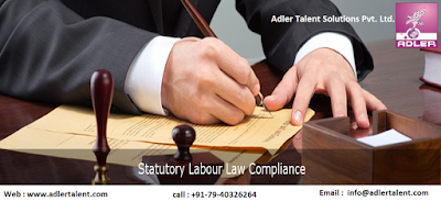 Statutory Compliance - Adler Talent Solutions