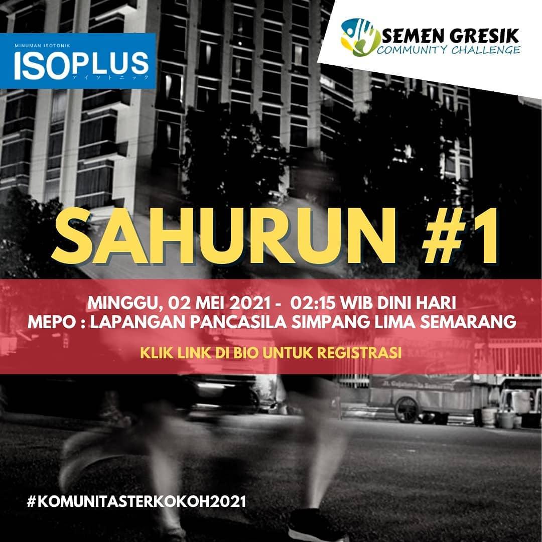 SahuRun - Semarang Runners • 2021