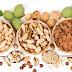 Frutos secos: Energia saudável e rápida