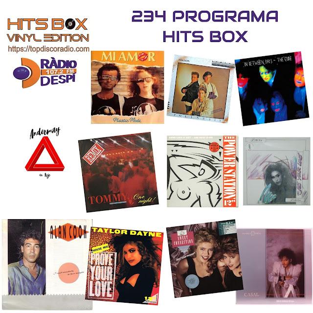 234 Programa Hits Box