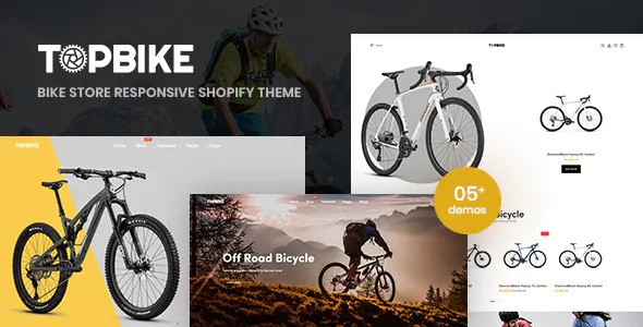 Best Bike Store Responsive Shopify Theme