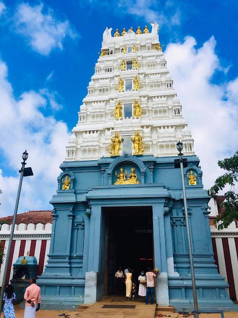 හාස්කම් බහුල ශ්රී මුන්නේශ්වරම් කෝවිල ✡️🕎 (Sri Munneswaram 🕍) - Your Choice Way
