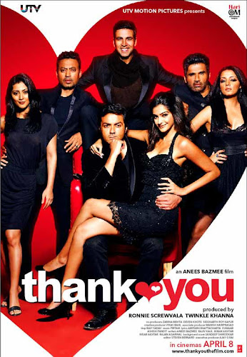Thank You (2011) Movie Poster