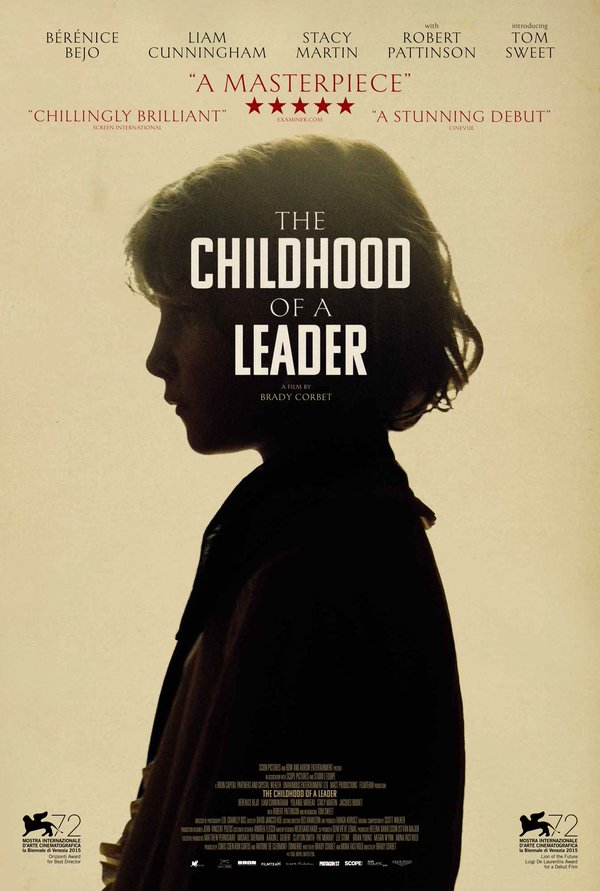 """11 Mayo - Nuevo póster de """"The Childhood of a Leader""""!!! CiGzX9xW0AEcaDx"""