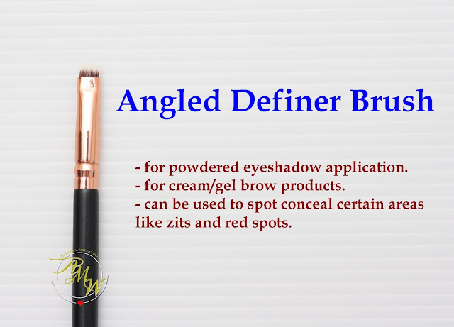a photo of Riot Angled Definer Brush