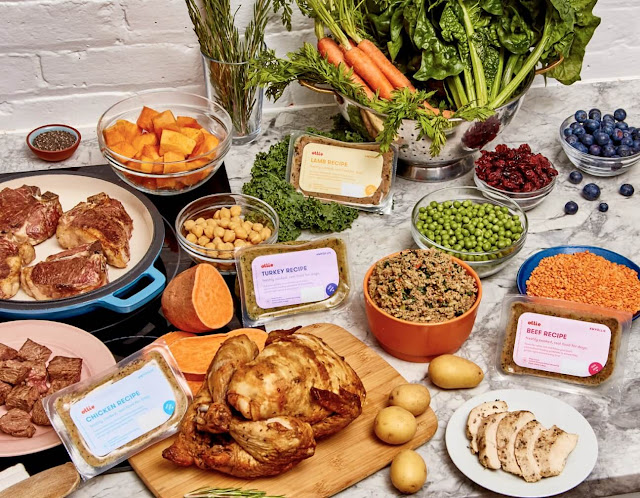 Ollie ingredients and Food