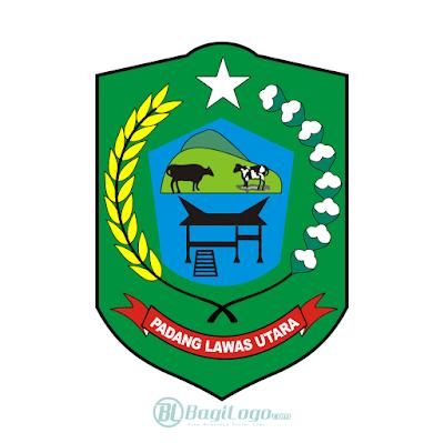 Kabupaten Padang Lawas Utara Logo Vector
