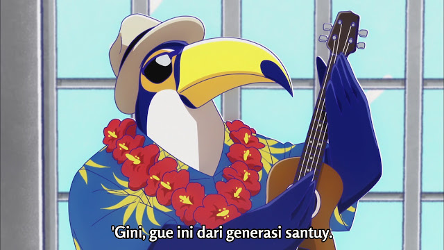 Download Africa No Salaryman Episode 7 Subtitle Bahasa Indonesia Subindo