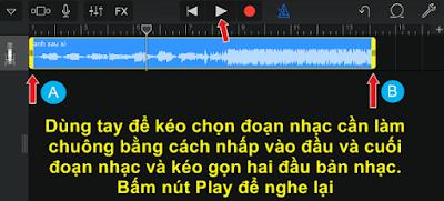 cài nhạc chuông trực tiếp trên iphone_11