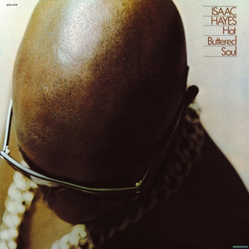 ISAAC HAYES - HOT BUTTERED SOUL (1969)