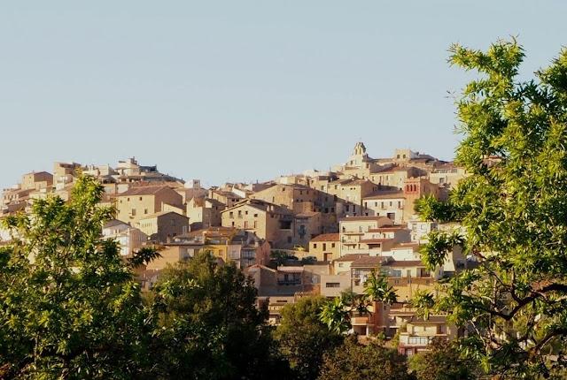 LANDSCAPES OF THE GENIUSES (2): HORTA DE SANT JOAN,  PICASSO'S VERLOREN PARADIJS