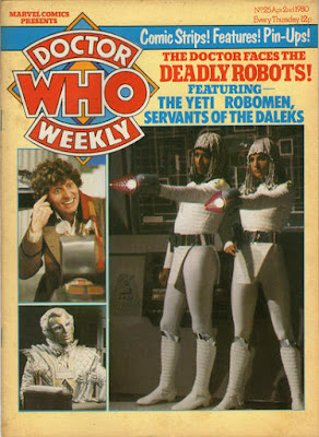 Doctor Who Weekly #25, the Movellans!