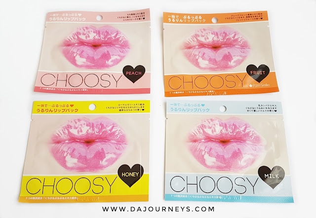 Pure Smile Choosy Lip Pack
