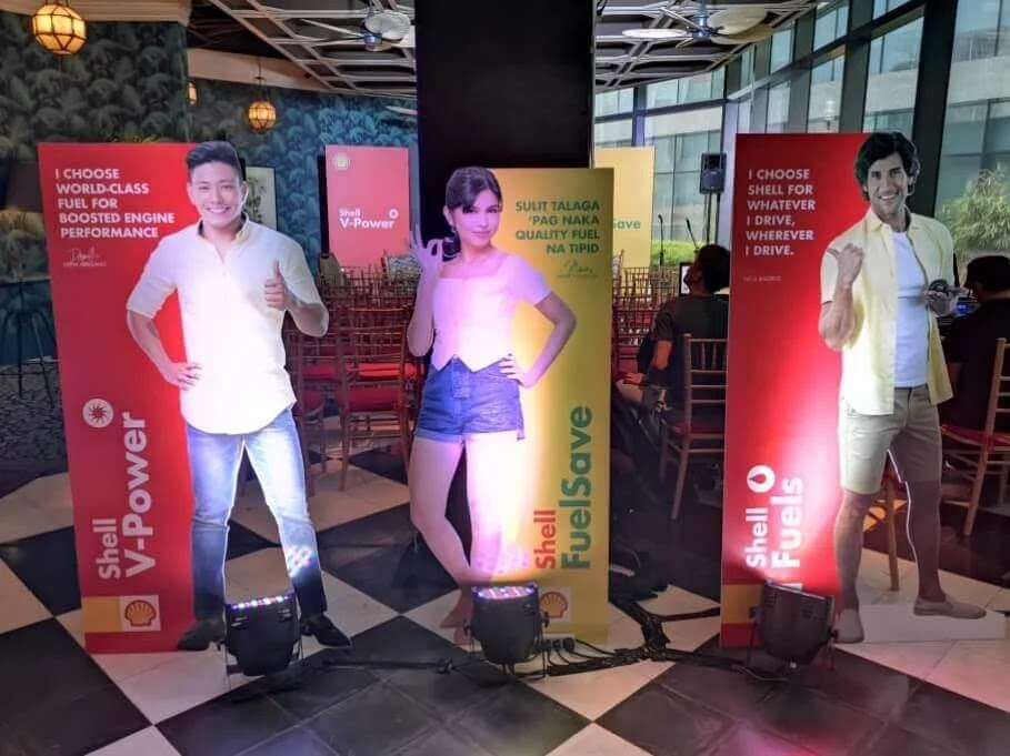 Pilipinas Shell Welcomes Drew Arellano, Nico Bolzico, Maine Mendoza as Newest Ambassadors