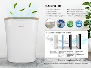 Have a Cleaner Air at Home with Hanabishi's Air Purifier
