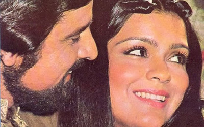 sanjay khan and zeenat amaan