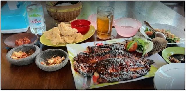 Warung Matus Seafood;10 Top Kuliner Bangkalan