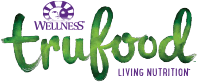 Wellness TruFood Living Nutrition Logo