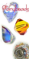 Purchase Swarovski Crystal Elements at anybeads.com